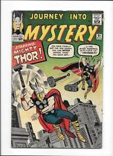 "JOURNEY INTO MYSTERY #95 [1963 VG+] ""THE DEMON DUPLICATORS!"""