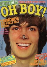 Oh Boy! Magazine 1 April 1978 No.71     Dead End Kids     Leif Garrett