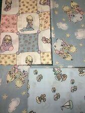 COTTON SCRAP BAGS- Children's Fabric 5