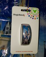 Park Girls Collection Magic Band 2.0 Decal Red Hair Park Diva Castle