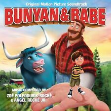 Bunyan & Babe-Original Soundtrack by  Zoë Poledouris-Roché & Angel Roché Jr.