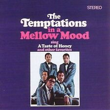 The Temptations - In a Mellow Mood [New CD] Rmst