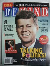 REMIND 9/16 - JFK, POLITICAL, VINTAGE  POSTERS, PUZZLES -FREE SHIPPING!!