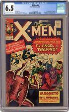 Uncanny X-Men #5 CGC 6.5 1964 3716804005