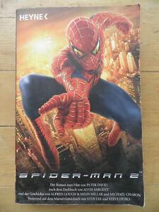 Spider-Man 2 Heyne Taschenbuch Roman zum Film