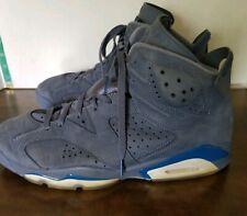 Nike Air Jordan Retro 6 Diffused Blue 384664-400 Jimmy Butler Sz 11