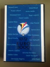 Euro 2000 Coffret DVD Equipe De France (lire L'annonce)