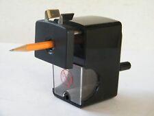 Taille crayon de bureau à manivelle en plastique cab/Pencil Sharpener