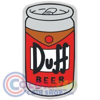 2019 1 oz $1 Tuvalu Duff Beer Proof Silver Bar Coin NEW