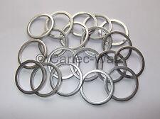 3 Stück Aluminiumring Alu Dichtring Dichtung  16x22x1,5 mm DIN 7603 Form A