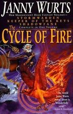The Cycle of Fire: Stormwarden / Keeper of the Keys / Shadowfane, Janny Wurts