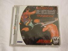 Hardcore ECW Revolution (Sega Dreamcast) Brand New, Sealed!