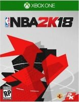 NBA 2K18 for Xbox One [New Xbox One]