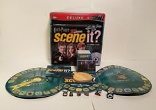 New Harry Potter Scene It? 2nd Second Edition Deluxe Tin DVD Game