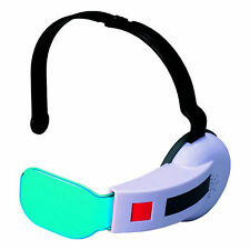 Bandai Dragon Ball Z Saiyan Scouter With Sound Blue Lens With 2 Cards NEW Toys