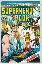 Superhero Book of Goodies Vol. 2 VG 1977 Joe Kubert cover