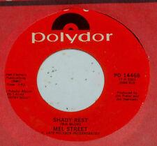 Mel Street 45 Shady Rest / She's No Honky Tonk Angel