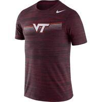 New Nike Men's Virginia Tech Hokies UVA Legend Velocity Shirt Dri-Fit 2XL $35