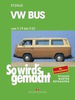 VW BUS T3 ETZOLD So wirds gemacht Bd 24 Bulli Technik Restaurieren Warten NEU