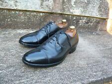 Iglesia Oxford Calzado Para Hombres-Negro – Balmoral – UK 7 – Buenas Condiciones