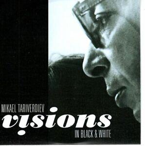 MIKAEL TARIVERDIEV~Visions In Black & White~ 2021 UK Fire Records 5-trk PROMO CD