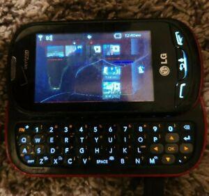 LG Extravert 2 VN280 - Blue (Verizon) Cellular Phone