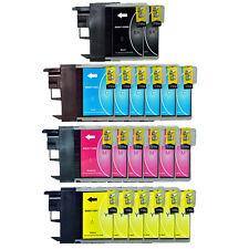 20 Tinte für DCP365 CN DCP375CW DCP385C DCP395CN DCP585CW ersetzt BROTHER LC980