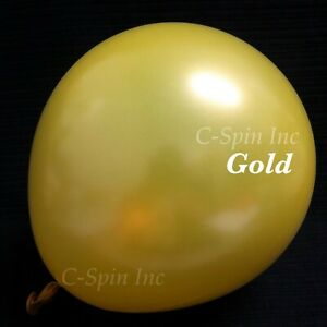 """1 to 250 12"""" 40 Colors High Quality Pearl Latex Thick Party Balloons 3.2g Helium"""