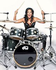 Sheila E Glossy 8x10 Photo 1