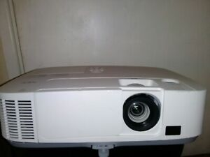 Nec P451w Projector