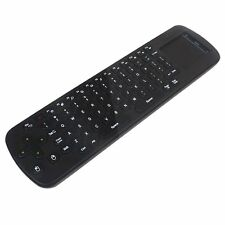 Measy RC12 Mini 2.4G Touchpad Inalámbrico Mouse Air Teclado + Gratis Reino Unido del envío