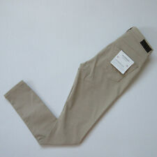 NWT AG Adriano Goldschmied Legging Ankle in Sand Dune Sateen Skinny Jeans 24