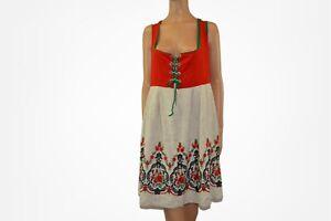 Dirndl dress Bavarian dress Oktoberfest dress  German dress  Cottagecore Size 46