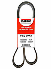 Serpentine Belt-Rib Ace Precision Engineered V-Ribbed Belt BANDO 7PK1755