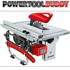 Einhell TC-TC820 Table Saw Bench 200mm TCT Blade 240volt **NEXT DAY DELIVERY **