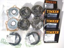 Land Rover Defender 90 Discovery 1 Wheel Bearing kit X2 OEM TIMKEN 94>ON BK0102A