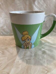 NEW Disney Retired Large Mug Tinker Bell