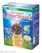Dennerle FilterStars - Filter 4L Klarwasser Filtermaterial 24 Std. Vers