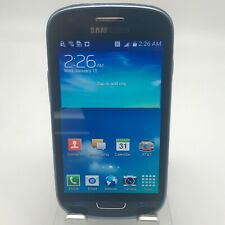 Samsung Galaxy S3 Mini 16GB Black AT&T Very Good Condition