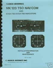 NARCO MARK 12D INSTALLATION MANUAL