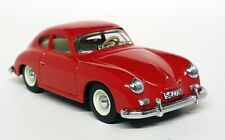 Dinky 1/43 Scale - Porsche 356A Coupe 1958 Red Diecast Model Car
