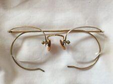 Vintage Rimless Glasses
