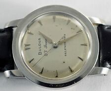 VINTAGE BULOVA  MEN'S WATCH