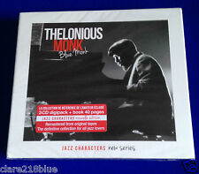 NEW Sealed  THELONIOUS MONK Blue Monk Jazz 3 CD Extreme Pianist Music  No 15