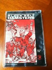 Adolescent Radioactive Black Belt Hamsters Comic Book