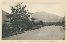 Tuscarora Summit PA * Mount Parnell  1920s  Franklin Co.  Lincoln Highway  Rt 30