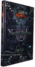 Cthulhu-Necronomicon-Zweite Edition-Quellenbuch-Rollenspiel-Pegasus Press-rare