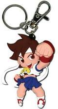 Super Puzzle Fighter Sakura Keychain