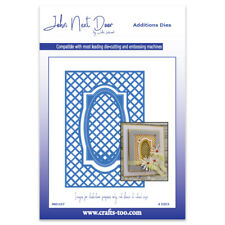 Crafts Too - John Next Door Aggiunte Fustellature - Renmore - JND107-DIE