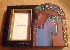 Laural Burch Embracing Love Horse Photograph Frame Very Rare Collectors Item
